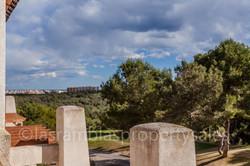 views to sea and Campoamor
