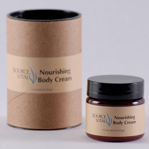 Nourishing Body Cream- 4.4 oz