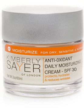 Anti-Oxidant Daily Moisturizing Cream SPF 30