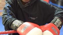 A Golden Gloves Champion....