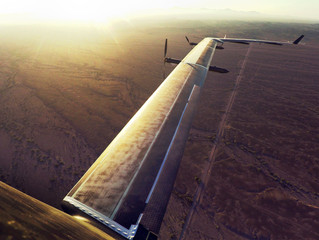 Facebook takes flight - Inside the test flight of Facebook's first internet drone