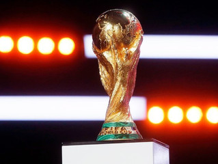 World Cup 2018 Draw!