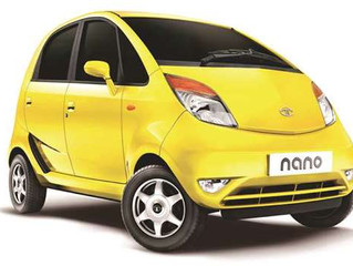 Tata to make electric Nano car to revive sales