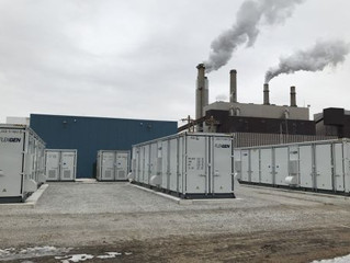 Batteries replace diesel for jumpstarting Indiana natural gas plants