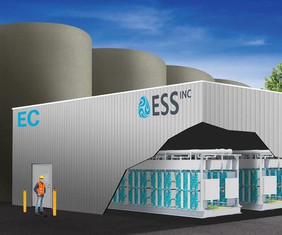 ESS Makes 12+ Hour Flow Battery For Sustainable Energy Storage