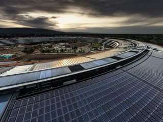 Apple's New Campus: An Exclusive Look Inside the Mothership