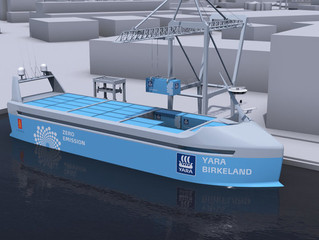 Innovations are bringing change to ocean shipping