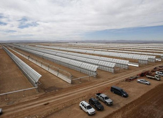 """""""Morocco unveils one of the world's biggest solar plants"""""""
