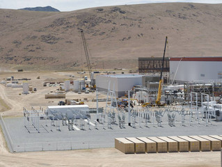 Tesla Races to Finish 'Gigafactory' in Time for Model 3 Rollout
