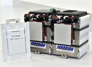 """""""UK firms to develop Na-ion batteries"""""""