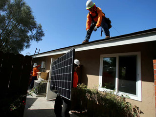 Extreme weather events are pushing consumers to solar and residential storage