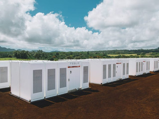 Tesla has installed a truly huge amount of energy storage