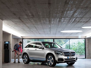 Mercedes-Benz to power your house