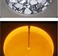 Molten Silicon Offers Unprecedented Solar Energy Storage