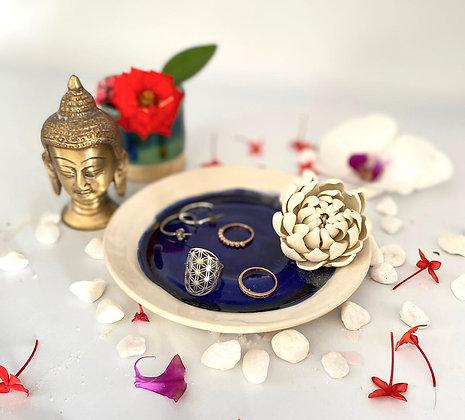 Jewelry plate