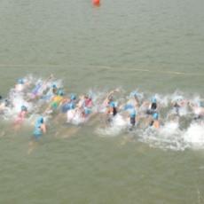 Triatlonsko tekmovanje v odprtih vodah