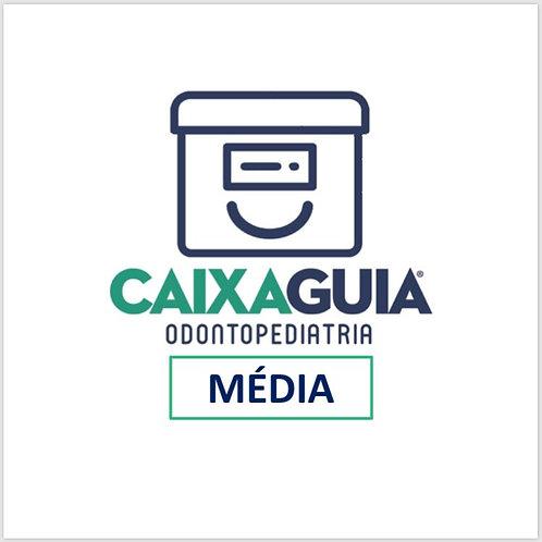Caixa Guia Odontopediatria MÉDIA