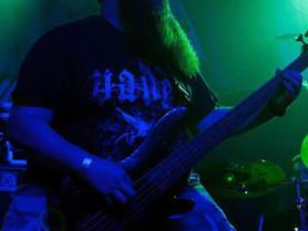 Bassist Geoff Colvin joins URIZEN
