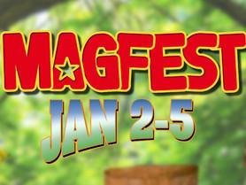 URIZEN Returns to MAGFest in 2020!