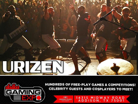 URIZEN invades Dallas Gaming Convention