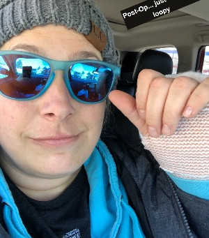 Rare Complication After Ganglion Cyst Removal Surgery