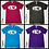 Thumbnail: T.C. Fitness Logo T-Shirt - Purple