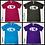 Thumbnail: T.C. Fitness Logo T-Shirt - Sapphire