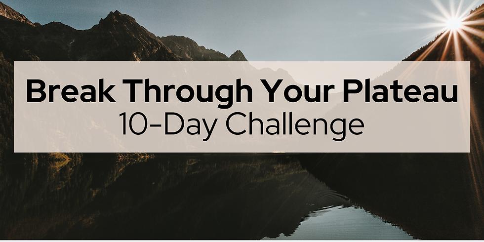 The Break Through Challenge