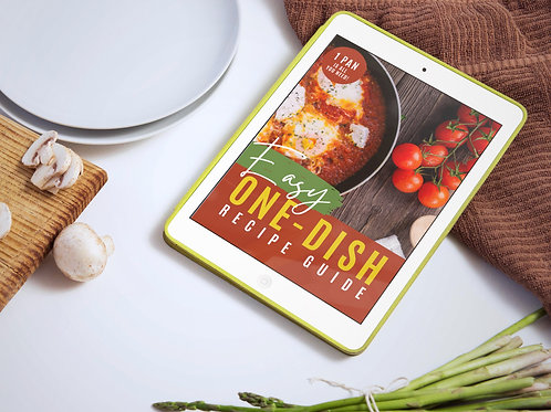 Easy One-Dish Dinners eBook