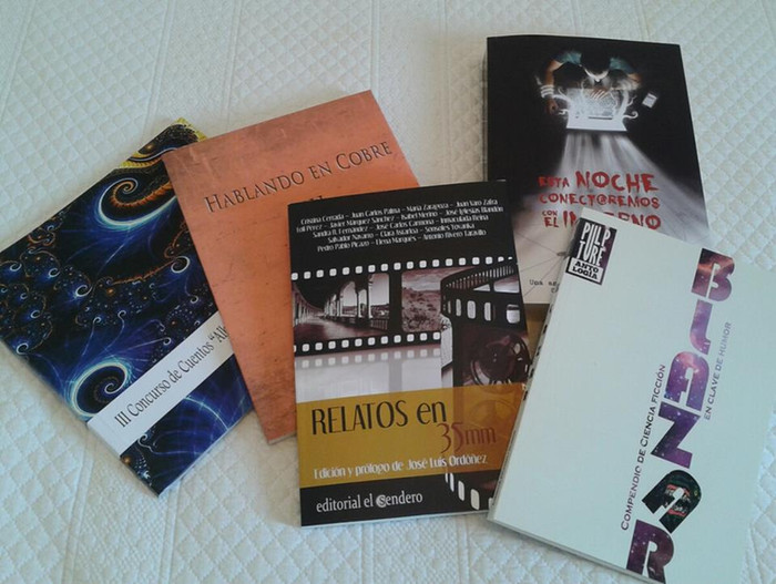 Cosecha literaria de 2015