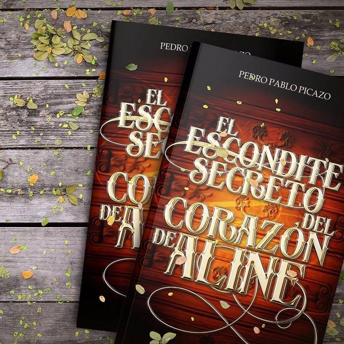 """Seis meses de """"El escondite secreto del corazón de Aline"""""""