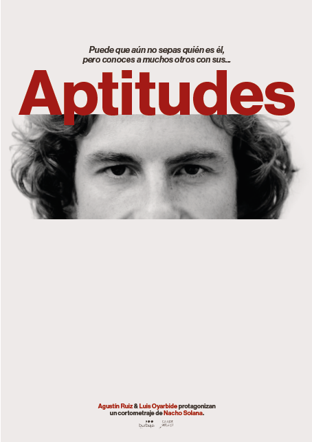 """""""Aptitudes"""" segundo premio en Rodinia"""