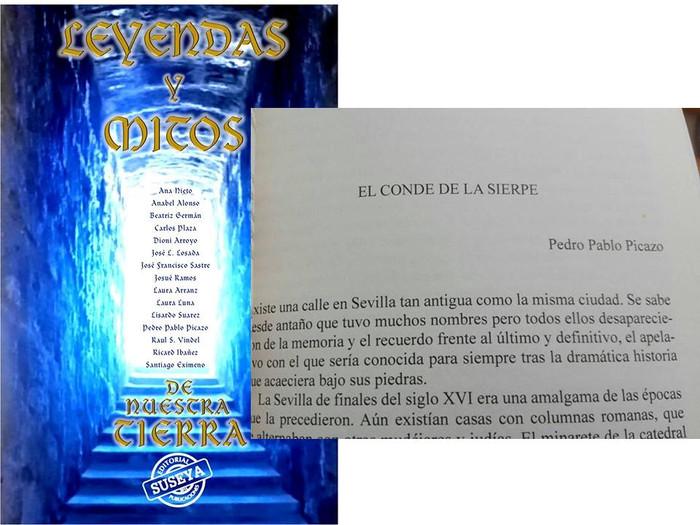 """Ya la venta """"Leyendas y Mitos de Nuestra Tierra"""""""