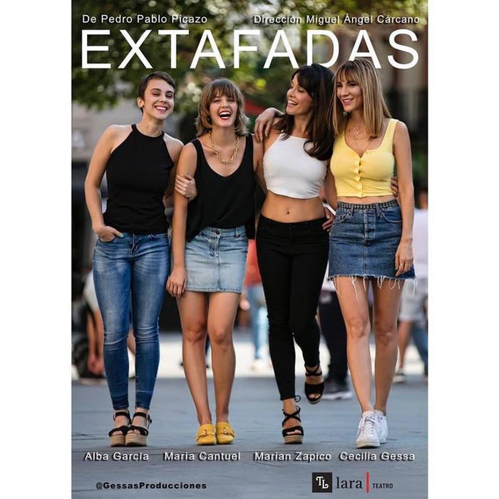 """Próximo estreno de """"Extafadas"""" ACTUALIZADO"""