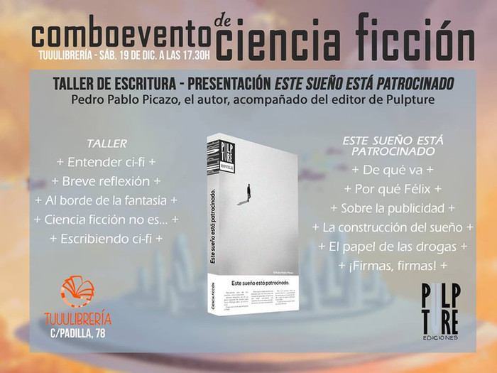 Presentación + Taller en Madrid