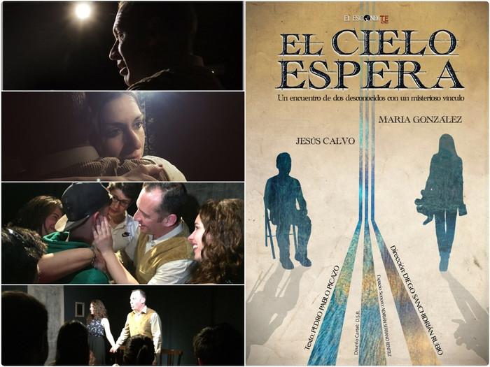 """""""El cielo espera"""" seleccionada en un Festival de Teatro"""
