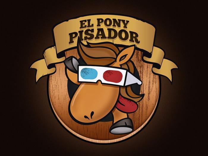 """En """"El Pony Pisador"""""""