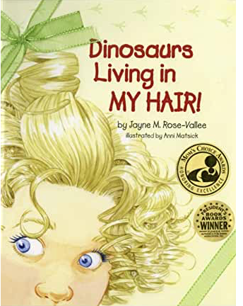 Dinosaurs Living in my Hair