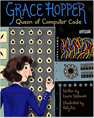 Grace Hopper, Queen of Computer Code