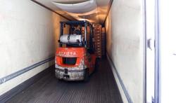 Cross Docking and Storage