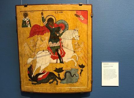 Byzantine aesthetics and icons