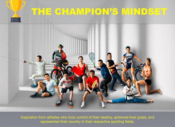 Book- Champion Mindset