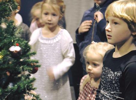 Рождественская деревня (день первый)