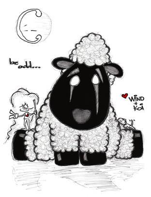 Be Odd Lamb Koi Wind.jpg