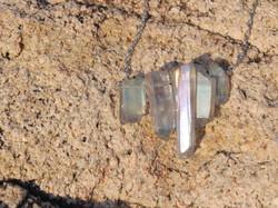 Mystic Titanium Crystals Necklace