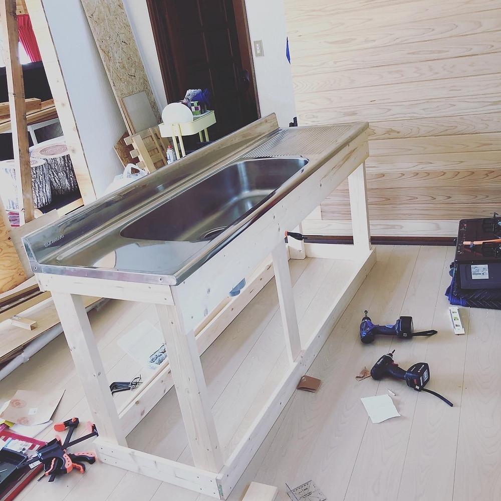 民泊 airbnb DIY 群馬 沼田 みなかみ グランピング プライベート コテージ キャンプ