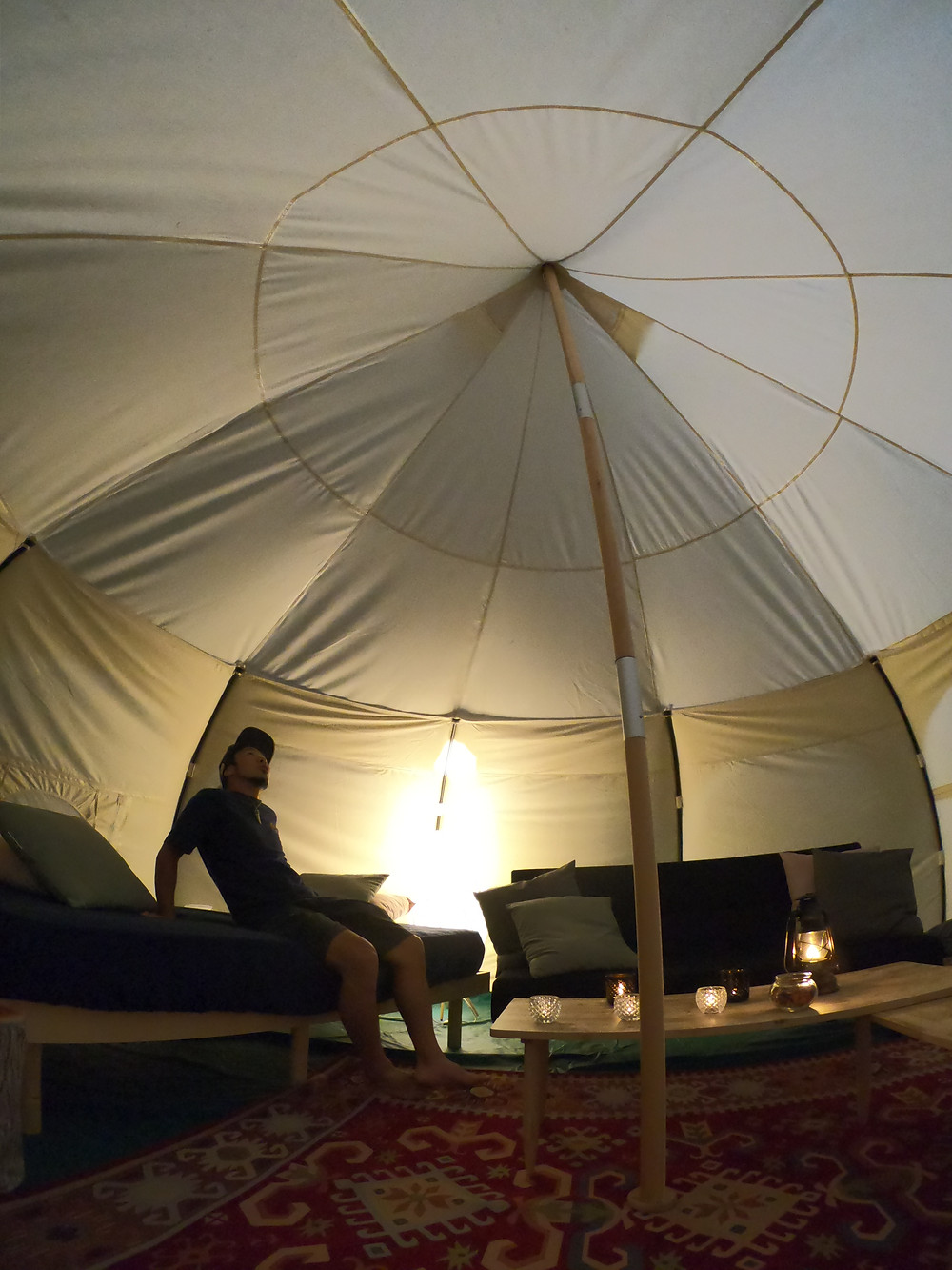 airbnb エアービーアンドビー グランピング みなかみ 水上 沼田 群馬 関東  ワオグラ  ワオグランピングコテージ