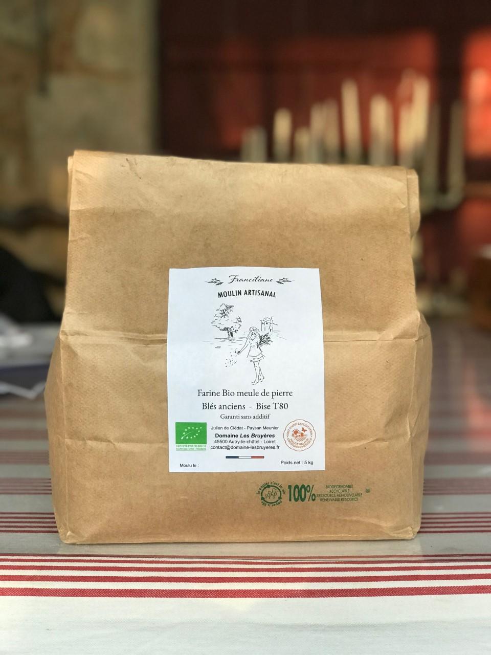 sac 5kg farine