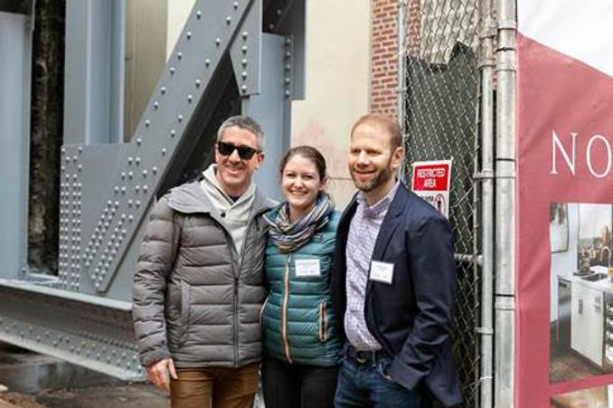 Michael Solomonov, Camille Cogswells e Steve Cook