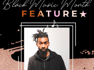 "ANJPR Black Music Month: Wammy Award-Winning Artist CVRTER Releases New Single ""Amazing"""
